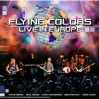 Flying Colors - Live in Europe (Music CD)