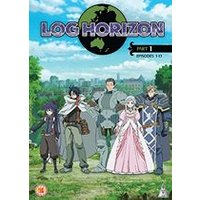 Log Horizon: Part 1