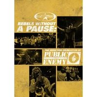 Public Enemy - Rebels Without a Pause