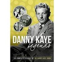 Danny Kaye - Legends (+DVD)