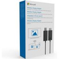 Microsoft Wireless Display V2 Adapter - (Black)