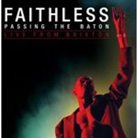 Faithless - Passing The Baton - Live From Brixton (+DVD)
