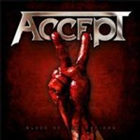 Accept - Blood Of The Nations (Music CD)
