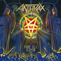 Anthrax - For All Kings (Music CD)