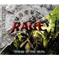 Rage - Carved In Stone/Speak Of The Dead (Music CD)