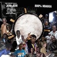Jeri Jeri - 800% Ndagga (Music CD)