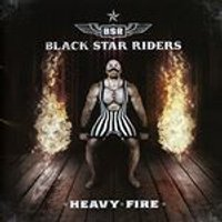 Black Star Riders Heavy Fire Limited Edition Embossed Digibook CD