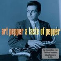 Art Pepper - Taste Of Pepper, A (Music CD)