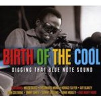 Various Artists - Birth of the Cool (Digging That Blue Note Sound) (Music CD)