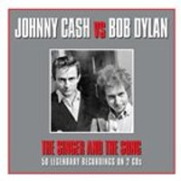 Johnny Cash vs Bob Dylan - The Singer And The Song (Music CD)