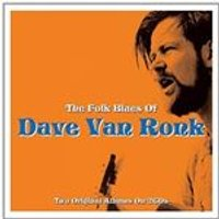 Dave Van Ronk - Folk Blues of (Music CD)