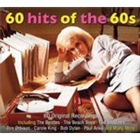 Various Artists - 60 Hits Of The 60s (Music CD)