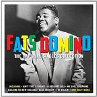 Fats Domino - The Imperial Singles Collection [3CD Box Set] (Music CD)