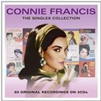 Connie Francis - The Singles Collection (Music CD)