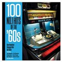 Various Artists - 100 No.1 Hits Of The 60s [4CD Box Set] (Music CD)