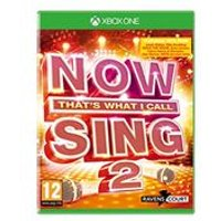 Now Thats What I Call Sing 2 (Solus) (Xbox One)