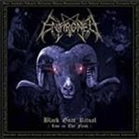 Enthroned - Black Goat Ritual (Live In The Flesh) (Music CD)