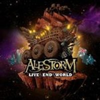 Alestorm - Live At The End Of The World [CD + DVD] (Music CD)