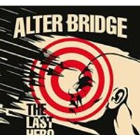 Alter Bridge - Last Hero (Music CD)