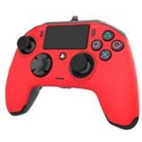 Sony PlayStation 4 Nacon Revolution Pro Controller- Red (PS4)