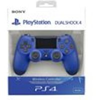 New Sony PlaySation DualShock 4 - Wave Blue (PS4)
