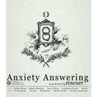 Rescuer - Anxiety Answering (Music CD)