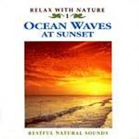 Natural Sounds - Ocean Waves At Sunset (Music CD)