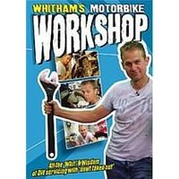 James Whithams Motorbike Workshop