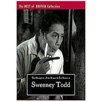 Sweeney Todd - Demon Barber Of Fleet Street