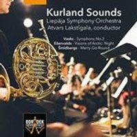Latvian Symphonic Music (Music CD)