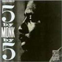 Thelonious Monk - 5 By Monk By 5 [US Import]