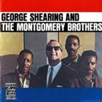 George Shearing - GEORGE SHEARING & THE MONTGOMERY BR