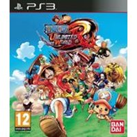 One Piece Unlimited World Red: Straw Hat Edition (PS3)