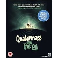 Quatermass And The Pit - Double Play (Blu-ray + DVD)