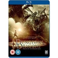Dungeons And Dragons - Wrath Of The Dragon God (Blu-Ray)