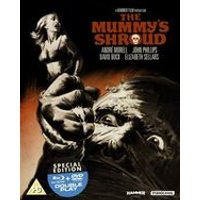 The Mummys Shroud (Blu-ray + DVD)