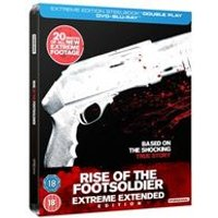 Rise of the Footsoldier Limited Extreme Extended Edition (Blu-Ray)