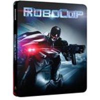 Robocop (2014) - Limited Edition Steelbook [Blu-ray]
