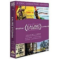 Ealing Studios Boxset 4 - Whisky Galore, Champagne Charlie, The Maggie, It Always Rains on Sunday