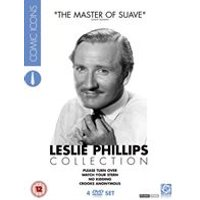 Leslie Philips - The Comic Icons Collection
