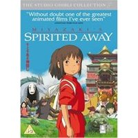 Spirited Away (One Disc Edition) (Studio Ghibli Collection)