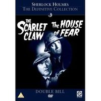 Sherlock Holmes: The Scarlet Claw/The House of Fear (1945)