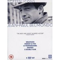 Jean Paul Belmondo - The Screen Icons Collection