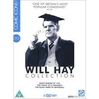 Will Hay - Comic Icons Collection