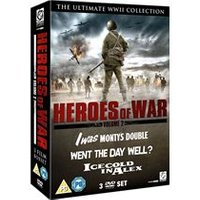 War Collection Volume 2 - I Was Montys Double / Ice Cold In Alex / Went The Day Well?