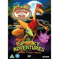 Dinosaur Train - Spooky Adventures