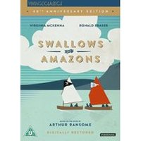 Swallows And Amazons - 40th Anniversary Special Edition (1974)