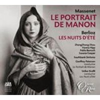 Massenet: Le Portrait de Manon (Music CD)