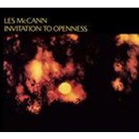 Les Mccann - Invitation To Openness (Music CD)