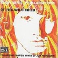 Jim Morrison - Electric Proclamations of the Wild Child (Music CD)